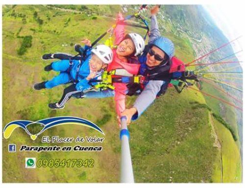 Tour Parapente en Cuenca