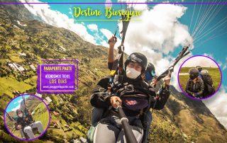 paragliding paute Ecuador